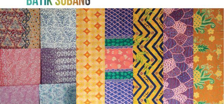 Batik Subang