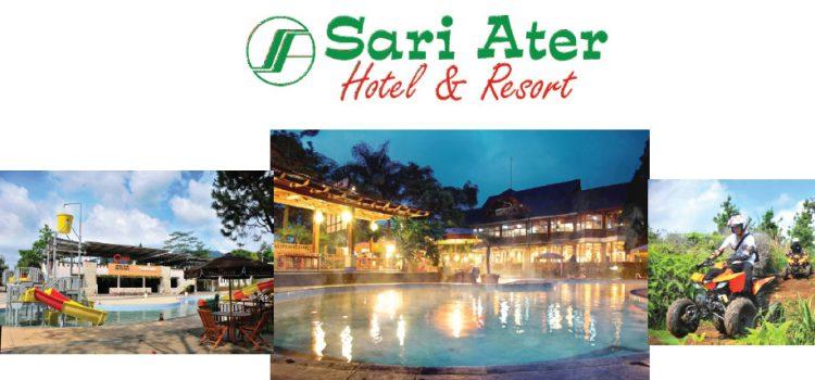 Destinasi Wisata Sari Ater Hotel & Ressort